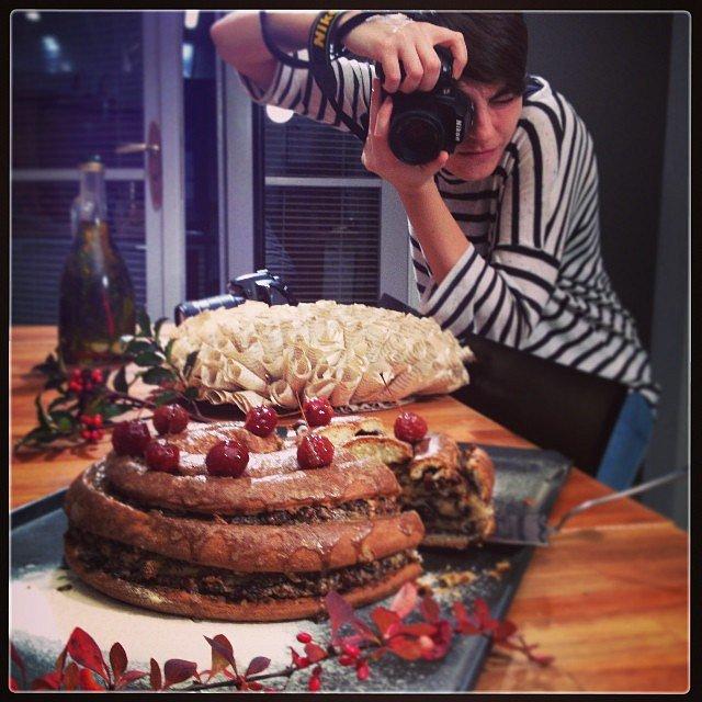 Finał warsztatów z fotografii kulinarnej z klimatem świątecznym na finisz.